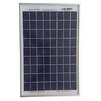 Güneþ Paneli 10 Watt Polykristal
