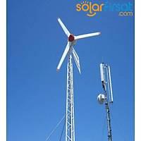 Solaron 10 Kw Rüzgar Türbini + Þarj kontrol ünitesi