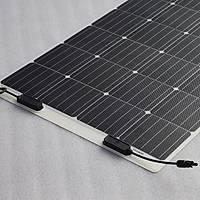 Yarý Esnek Güneþ Paneli  110 Watt Monokristal