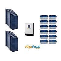 Güneþ Enerjisi Paketi / Günlük 36 Kw Enerji