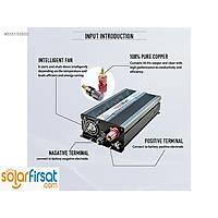 Modifiye Sinüs Ýnverter 1000 Watt 12/24V