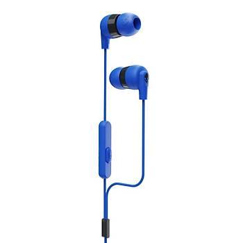 Skullcandy Inkd+ Mikrofonlu Kulak Ýçi Kablolu Kulaklýk S2IMY-M686 Kobalt Mavi