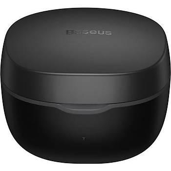 Baseus Encok WM01 True Wireless Bluetooth Kulaklýk Siyah