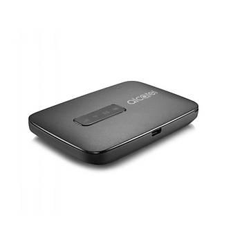 Alcatel Link Zone Wifi Modem 4G LTE CAT 4 MW40V Siyah (Alcatel TR Garantili)
