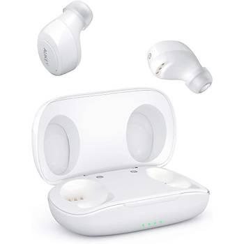 Aukey EP-T16S Tws Bluetooth Kulaklýk Beyaz