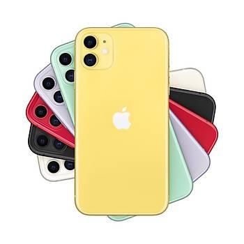 Apple iPhone 11 256 GB Yellow MHDT3TU/A (Apple TR Garantili) Aksesuarsýz Kutu