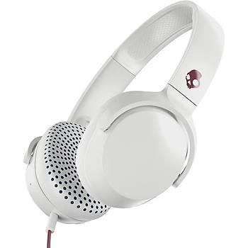 Skullcandy Riff On Ear Mikrofonlu Kulak Üstü Kablolu Kulaklýk S5PXY-L635 Beyaz