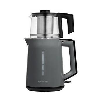 Grundig CM 1020 Cam Demlikli Çay Makinesi