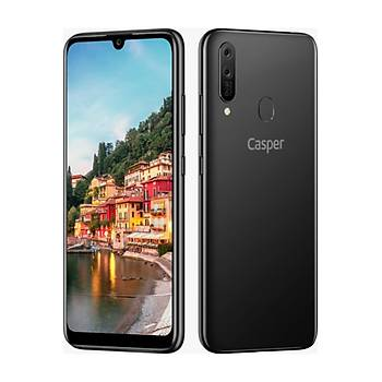 Casper Via E4 32 GB Siyah (Casper TR Garantili)