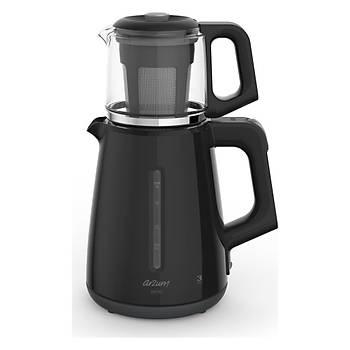 Arzum AR3061 Çaycý Çay Makinesi Siyah