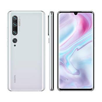 Xiaomi Mi Note 10 128 GB Dual Glacier White (Xiaomi TR Garantili)