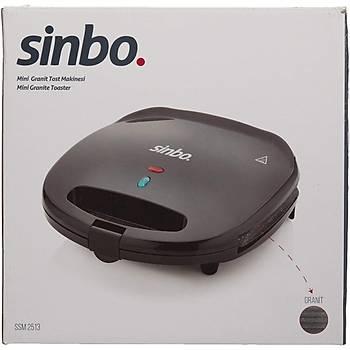 Sinbo SSM-2513 Tost Makinesi