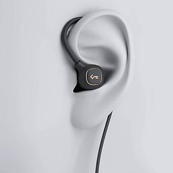 Aukey EP-B80 Key Serisi Kablosuz Spor Bluetooth Kulaklýk Siyah