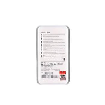 Huawei P30 Lite Wallet Cover Kapaklý Kýlýf Mavi (Huawei TR Garantili)