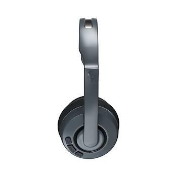 Skullcandy Cassette Kablosuz Bluetooth Kulaklýk Gri S5CSW-N744