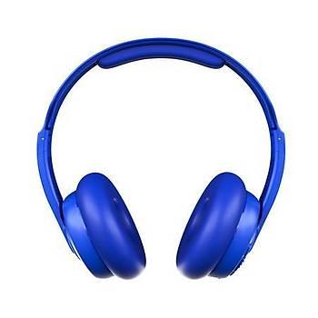 Skullcandy Cassette Kablosuz Bluetooth Kulaklýk Kobalt Mavi