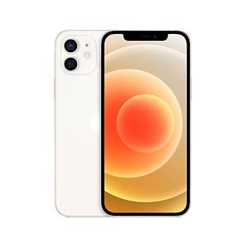 Apple iPhone 12 Mini 128 GB White MGE43TU/A (Apple TR Garantili) Aksesuarsýz Kutu