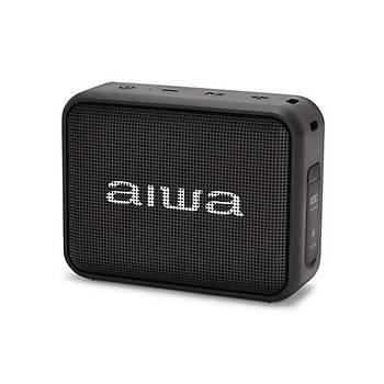 AIWA BS-200BK Bluetooth Hoparlör Siyah