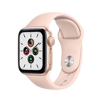 Apple Watch SE 40 MM  Akýllý Saat Gold MYDN2TU/A (Apple TR Garantili)