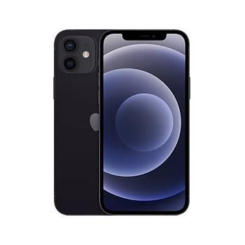 Apple iPhone 12 Mini 128 GB Black MGE33TU/A (Apple TR Garantili) Aksesuarsýz Kutu