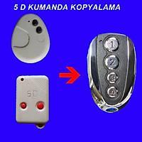 5 D Ýþyeri Alarm Kumandasý Kopyalama