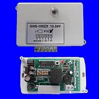 GNS  100 ZX 12/24 STD  KAPI KONTROL KARTI