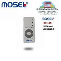 MOSEL DC 105 KUMANDA