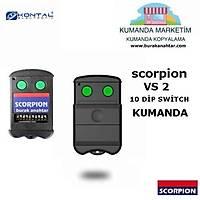 Scorpion 10 dip Switch Kumanda