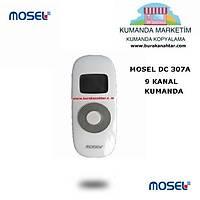 MOSEL DC 307A  PANJUR UZAKTAN KUMANDA 9  KANAL