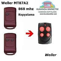 weller kumanda kopyalama weller remote control copy