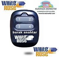 White rose T4 kumanda White rose kapý kumandasý