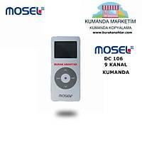 Mosel dc 106 Kumanda