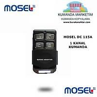 MOSEL DC 115A KUMANDA
