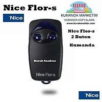 Nice Flor-S Kumanda 2 Buton
