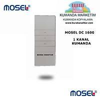 Mosel dc 1600 Kumanda 1 kanal