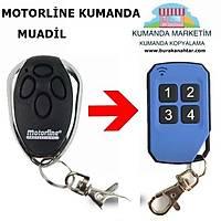 Motorline Kumanda KLONLAMA