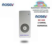 Mosel  Dc 104 Kumanda