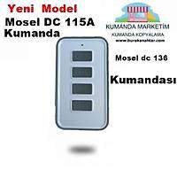 YENÝ MOSEL DC115A KUMANDA