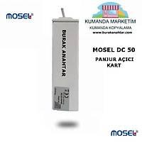 MOSEL DC 50 PANJUR KONTROL KARTI