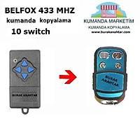 BELFOX 433 KUMANDA KOPYALAMA belfox 433 mhz remote control copy