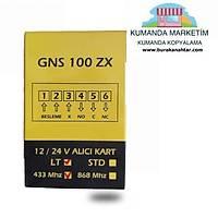 GENESÝS 100ZX  LT 12/24 KAPI KONTROL KARTI  ALICI KART GARAJ AÇICI