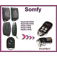 SOMFY KUMANDA SOMFY KEYTIS 4 BUTON KUMANDA