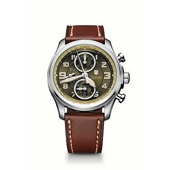 Victorinox Swiss Army 241448 Infantry Vintage Mechanical Chronograph Saat