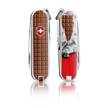 Victorinox 0.6223.842 Classic Chocolate Çaký