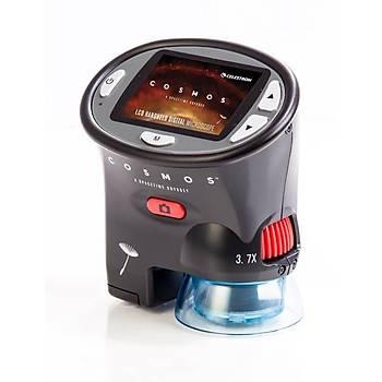Celestron 44312 Cosmos LCD Dijital El Mikroskobu