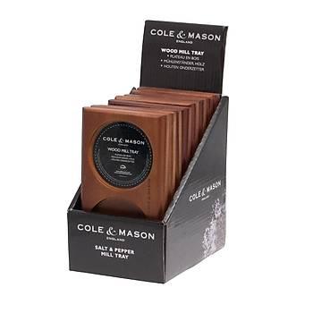 Cole & Mason H306129 Deðirmen, Yað, Sirke Þiþe Tepsisi (Stand 8 Adet)