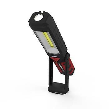 Nebo 6304 Workbrite2 LED Fener 12'li Stand
