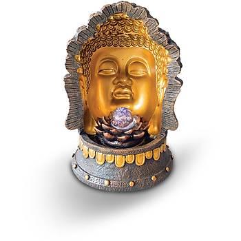 Buda Baþý Þeklinde Süs Havuzu