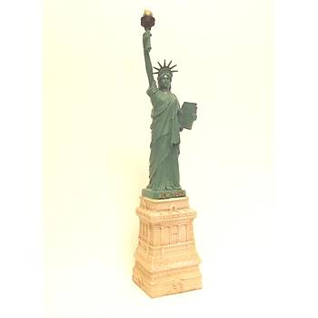 Özgürlük Heykeli Büyük Boy Yüksek Kaide