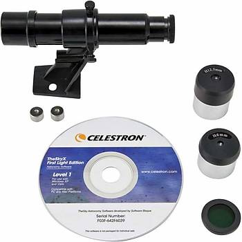 Celestron 21024-ACC FirstScope Aksesuar Seti